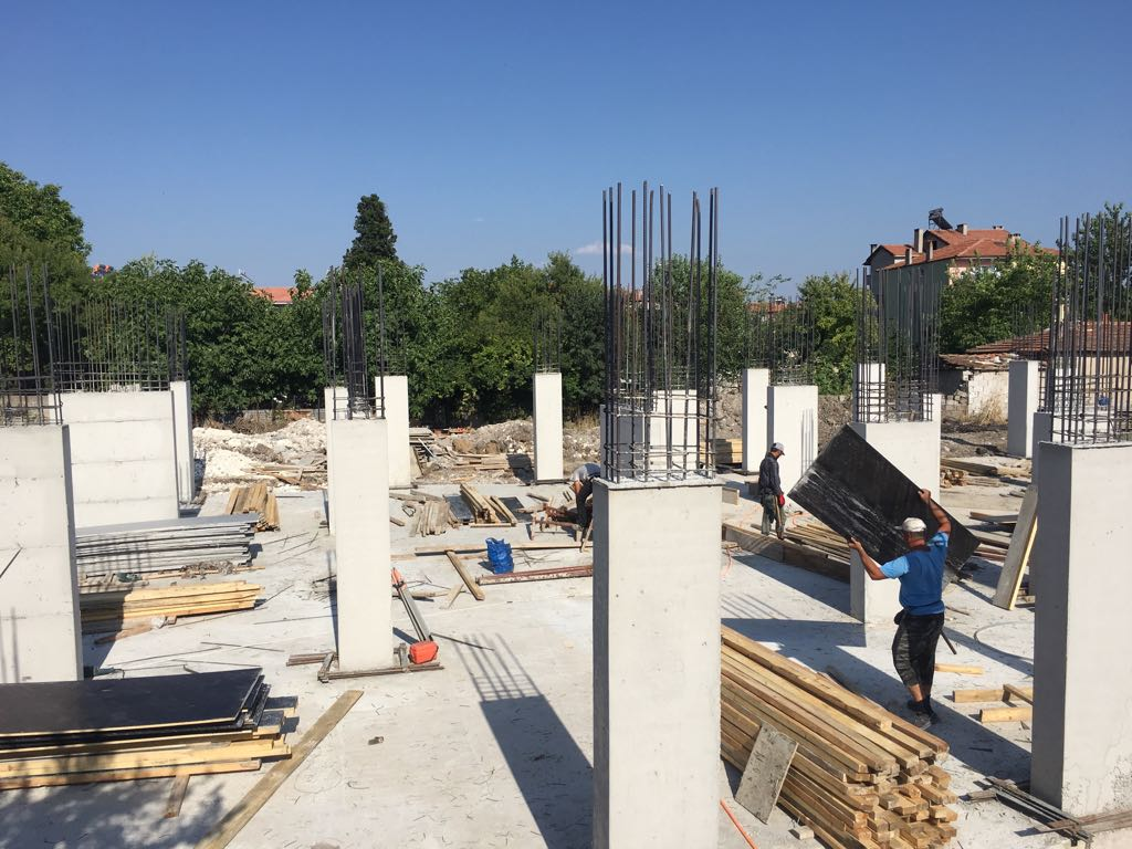 Objective and Advantages of Plastic Shuttering Formwork