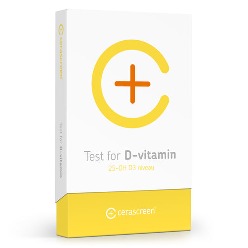 Test for D-vitamin