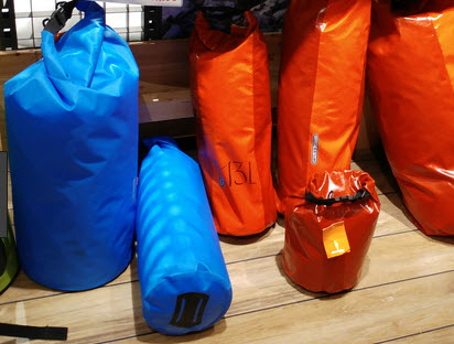Waterproof Dry Storage for Kayaks Could Save Your Life
