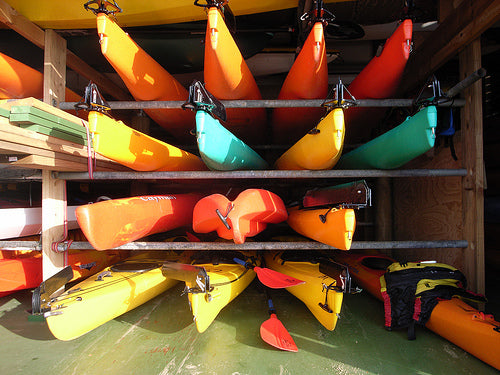 How to Maintain and Store Kayaking Equipment