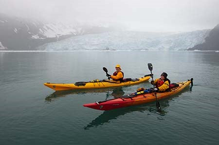 Popular Kayaking Destinations