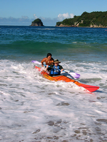 Beginner Guide To Sea Kayaking