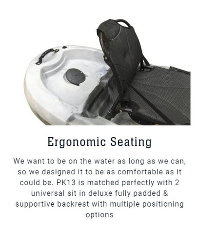 ergonomic seating pk13