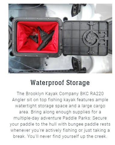 waterproof storage