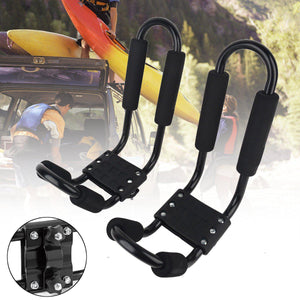 Autoleader Kayak Double J Bars Roof Rack-Kayak Shops