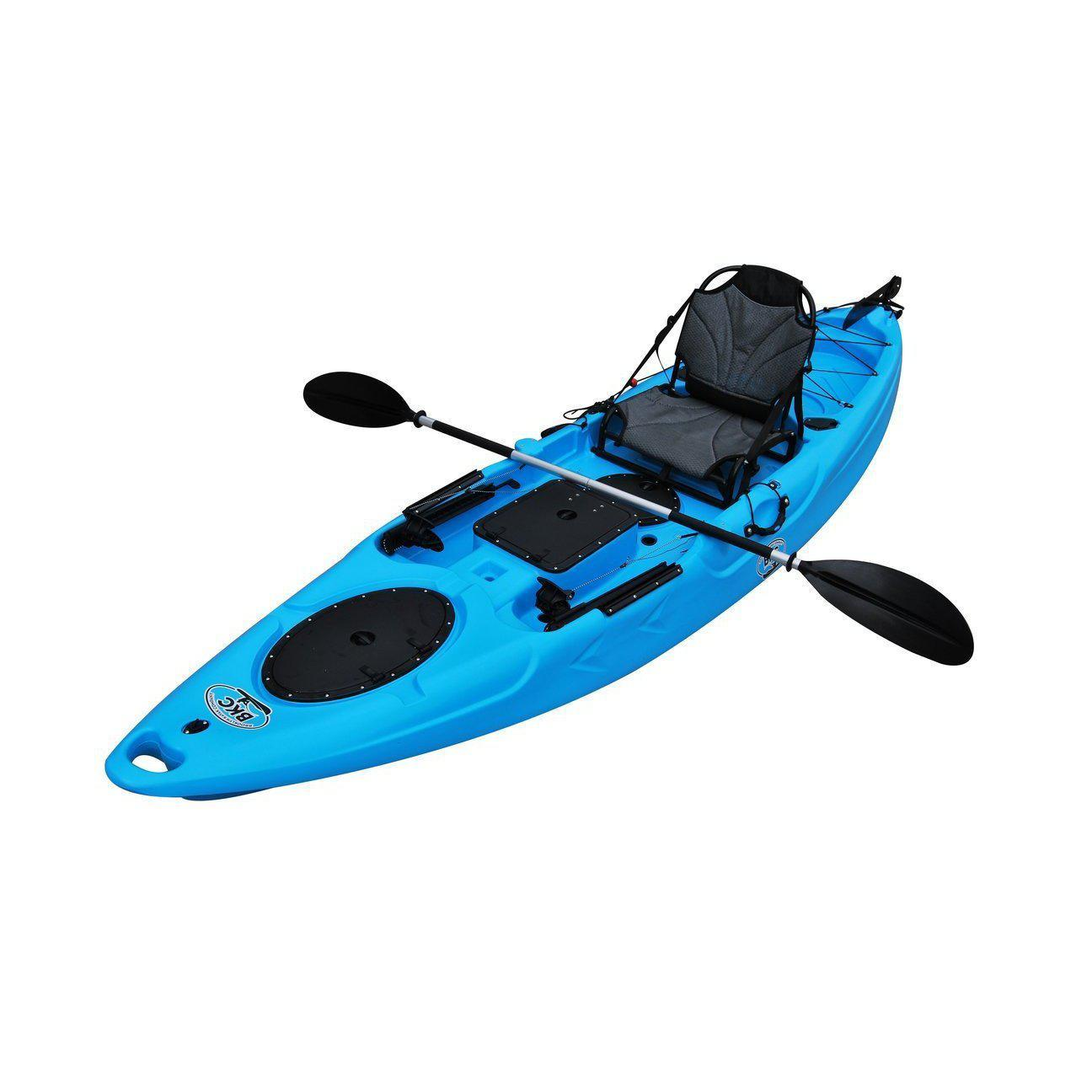 Sit On Top Fishing Kayak blue