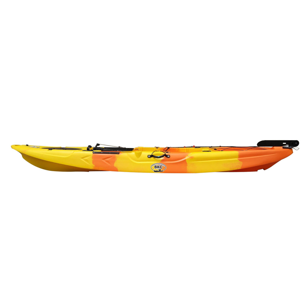 Bkc Uh Ra220 11 Foot 6 Angler Sit On Top Fishing Kayak