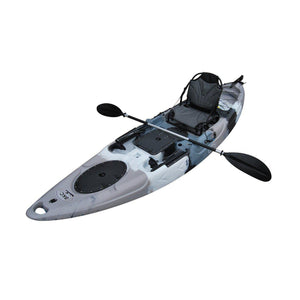 Sit On Top Fishing Kayak grey