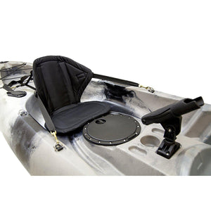 BKC UH-TK219 12-foot 2-inch Tandem Sit On Top Kayak-Kayak Shops