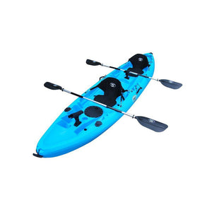 Tandem Sit On Top Kayak blue