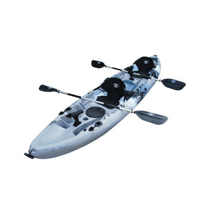 Tandem Sit On Top Kayak grey