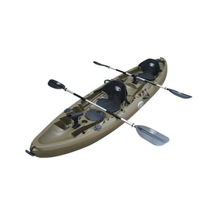 Tandem Sit On Top Kayak camo