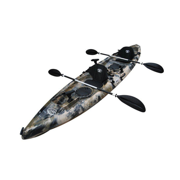 Brooklyn 12 Foot 5 Inch Tandem Fishing Kayak-Kayak Shops