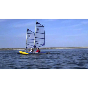 BSD Batwing Sail Kit clear