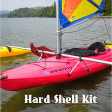 BSD Batwing Sail Kit hard shell