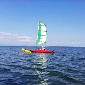 BSD Batwing Sail Kit green