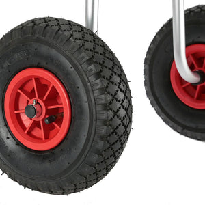 Plug In Kayak Cart wheel