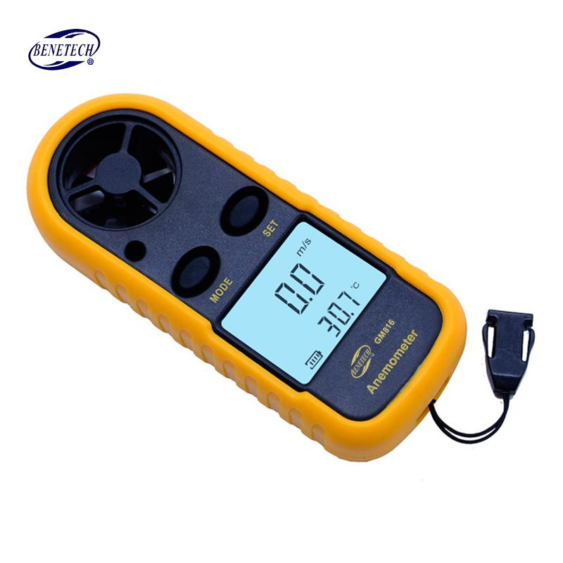 Digital Anemometer Wind Speed Gauge Meter