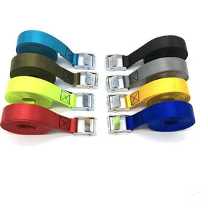 Colored Lashing Strap locked