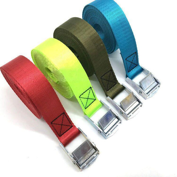 First Plus 3 Meter Colored Lashing Strap-Kayak Shops
