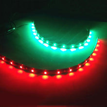 Kayak LED Lighting red green