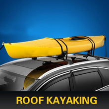 Kayak Roof Rack Modifcation For Crossbar mounted