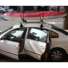 Kayak Roof Rack Modifcation For Crossbar side view