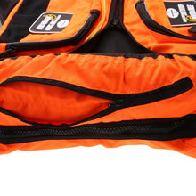 VKTech Adult Polyester Swimming Life Jacket (Fishing Friendly)-Kayak Shops
