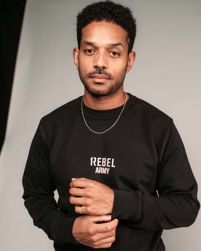 1Rebel Army Jumper, mens