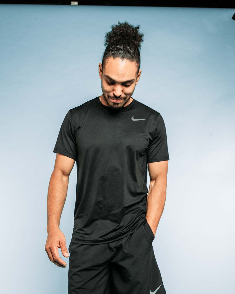 Nike Pro Short-Sleeve Top