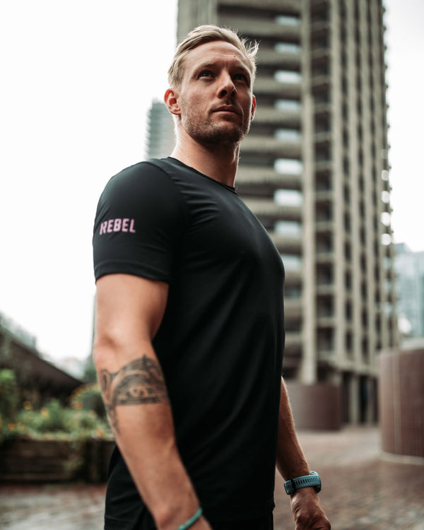 Nike Pro Short-Sleeve Top II // 1REBEL