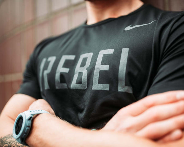 Nike Pro Short-Sleeve Top I // 1REBEL