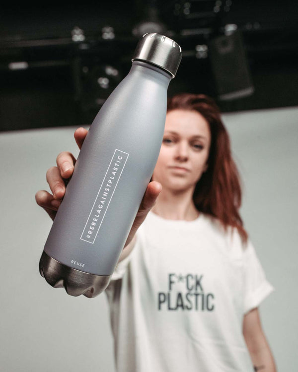RAP Steel Water Bottle