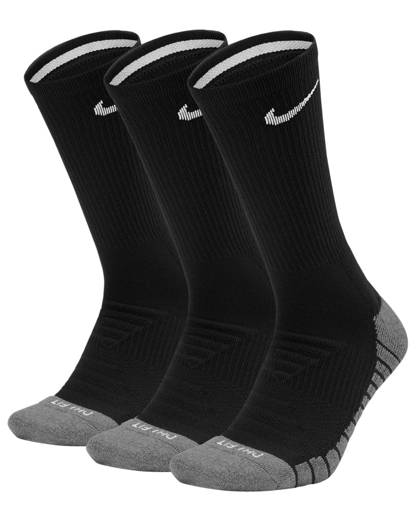 Nike Dry Cushion Crew Training Sock (3 Pair)