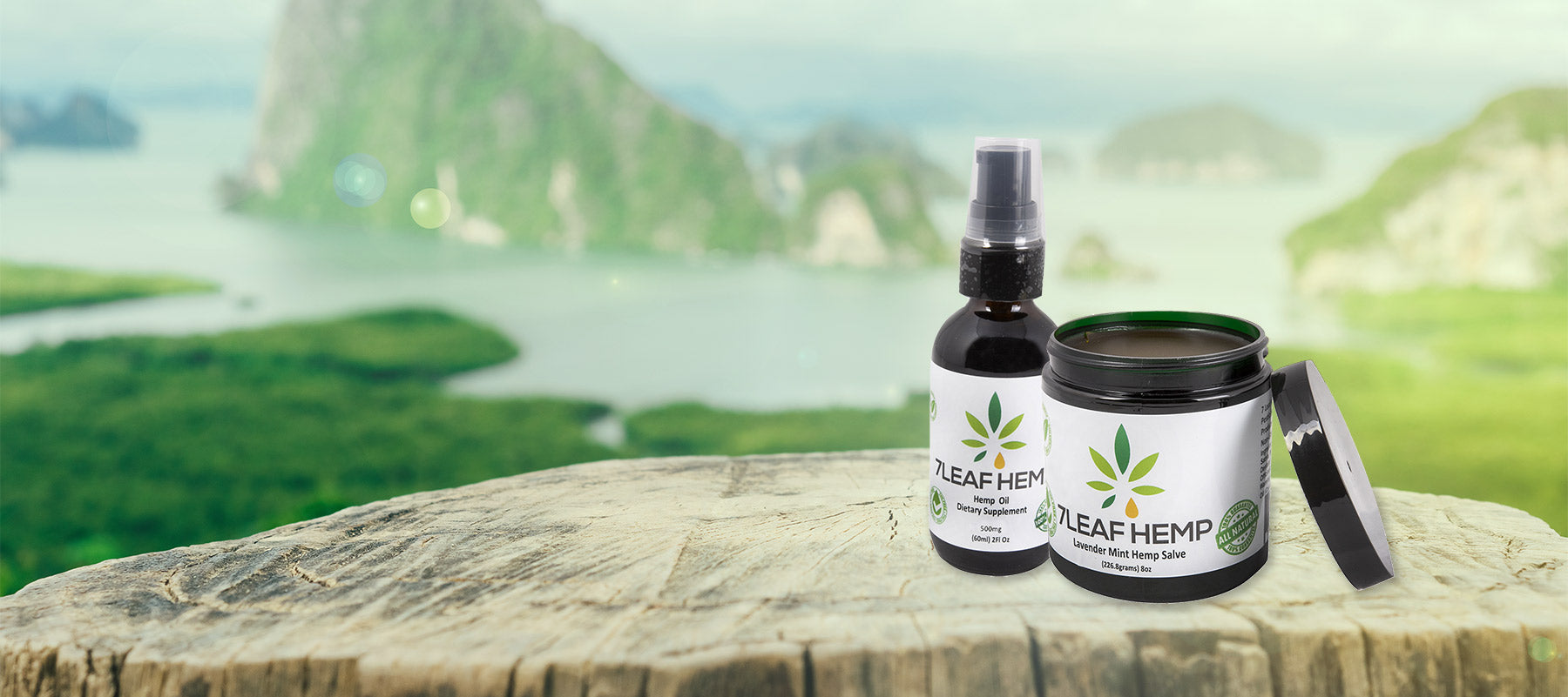 7Leaf Hemp is your one-stop shop for all natural 100% CBD products. 7Leaf is one of the largest distributors and wholesalers of over 30 different CBD and Hemp Brands. We also make 7Leaf Hemp which is one of the most popular products on the market.
