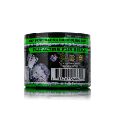 50mg 1oz Hemp Bombs CBD Pain Freeze Rub - 12 pack