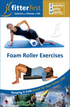 Fitterfirst Foam Roller Exercise Chart