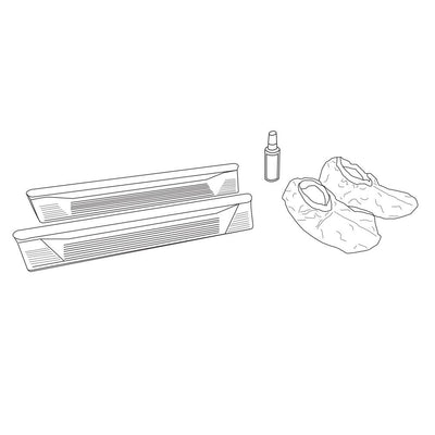 Fitterfirst Slide Board Bumper Kit