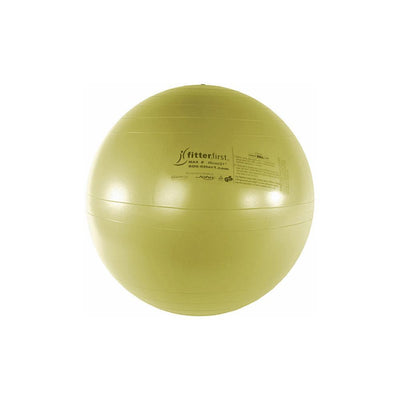 Classic Exercise Ball Chair 45 - Yellow