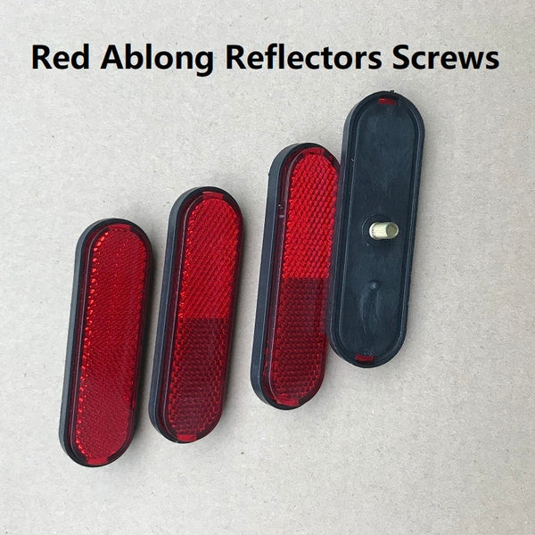 Reflectors Rear/Tail/Signal Reflective RV Caravan Motorhome Bus Trucks Red