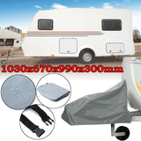 RV Universal Tow Hitch Cover