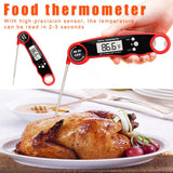 Instant Read Meat Thermometer Ultra Fast with Backlight for Kitchen Camping