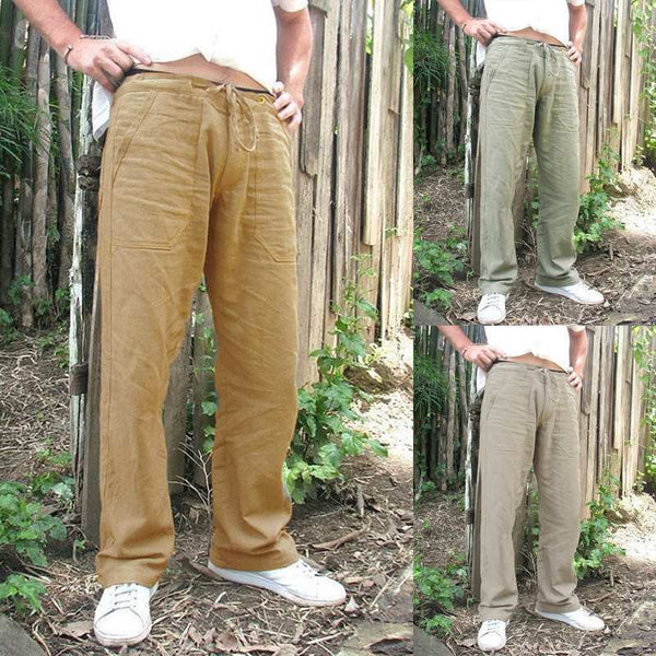 Loose Pants Trouser SCA/LARP (pockets!)