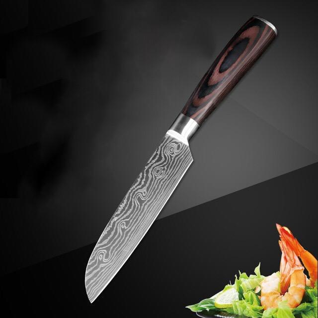 The Chef's Knife