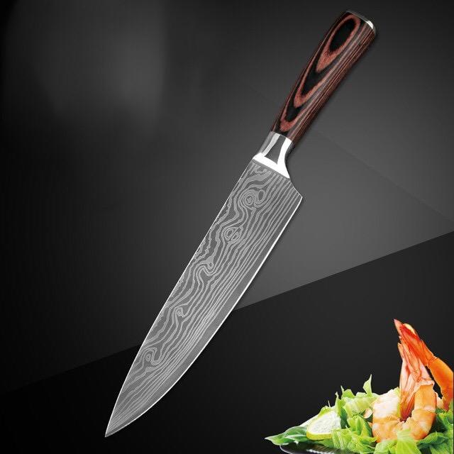 The Chef's Knife - superkitchenstore