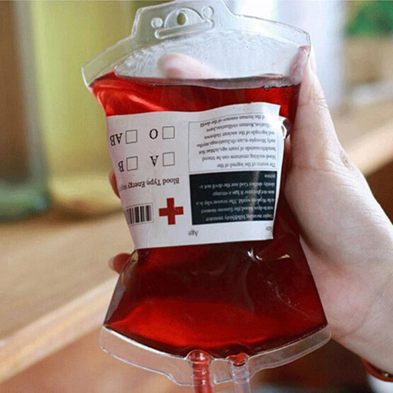 10 Pieces Beverage Blood Bag - superkitchenstore.com