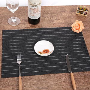 Water & Heat Proof Dining Mats