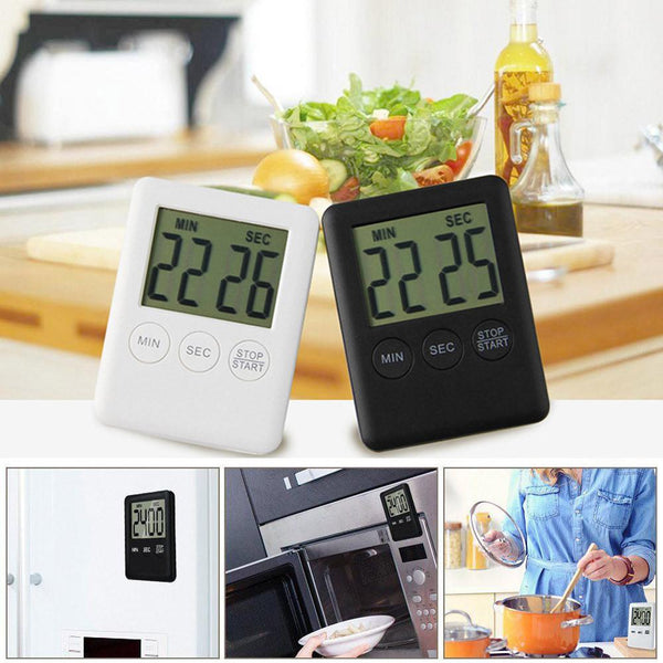 Digital Timer Reminder Alarm - superkitchenstore