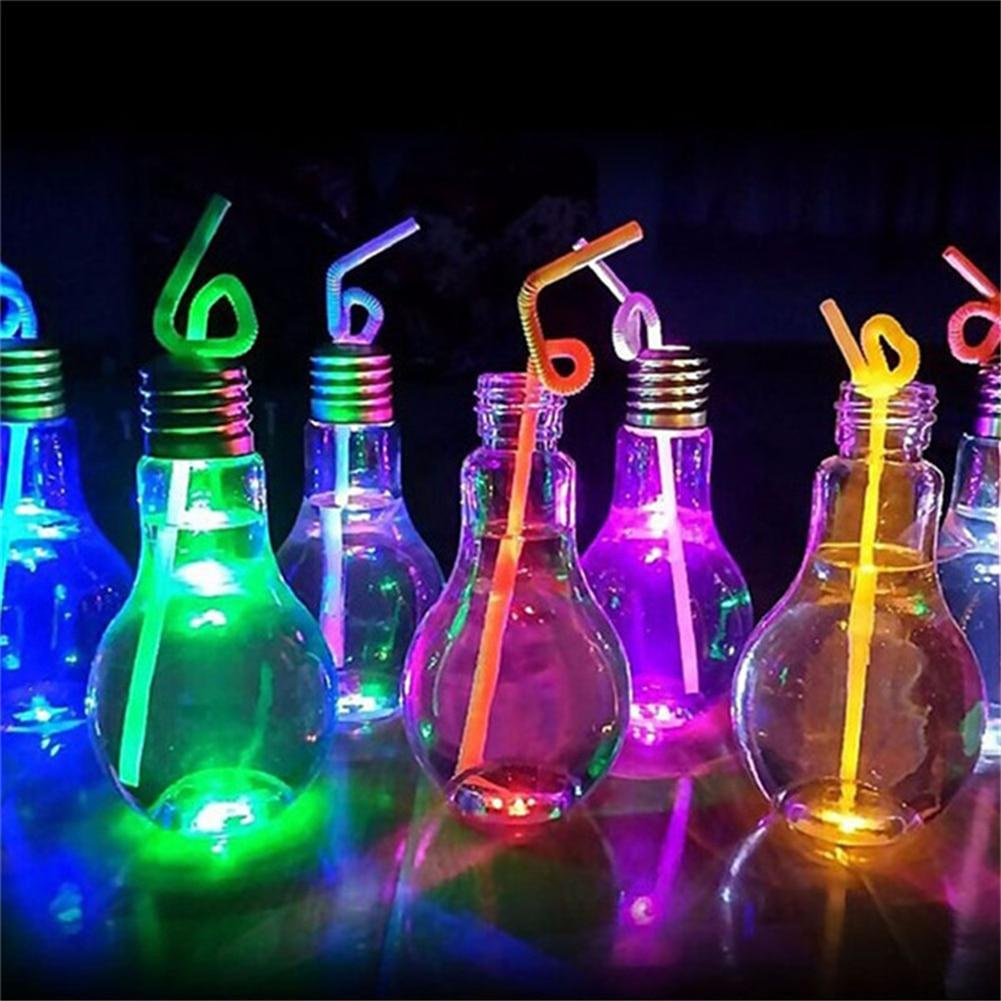 Rainbow Water Bottles