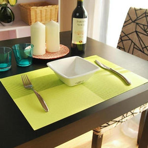 1pcs Table Placemats